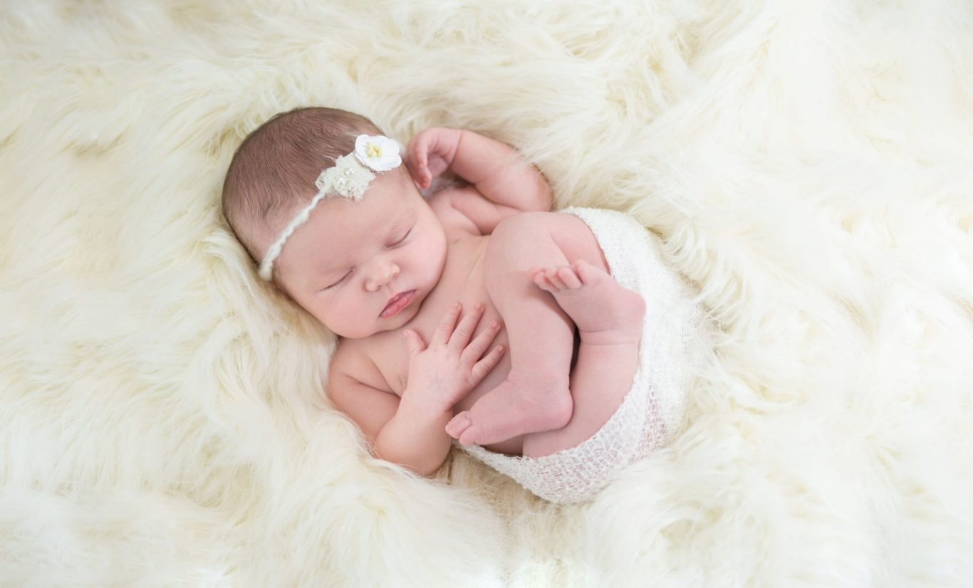 Professional newborn photography studio Truly Madly Deeply in Savannah GA